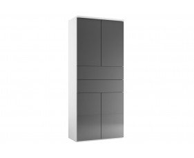 Indigo Combination Cupboard 6 (Grey Anthracite)