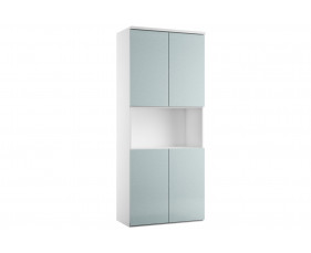 Indigo Combination Cupboard 5 (Metallic Blue)