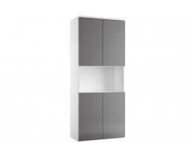 Indigo Combination Cupboard 5 (Grey Anthracite)