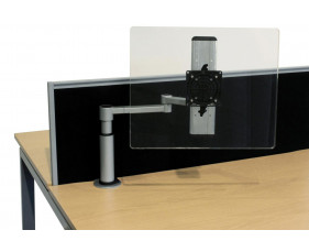 Front End Height Adjustable Monitor Arm