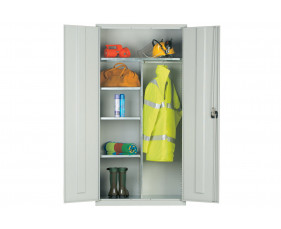 Elite Clothing & Equipment Cupboard