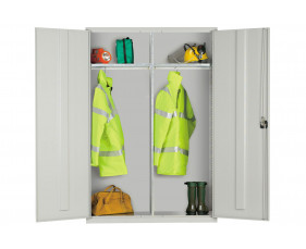 Elite Extra Wide Wardrobe Cupboard