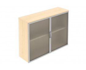 Paragon Glazed Door Top Storage Unit