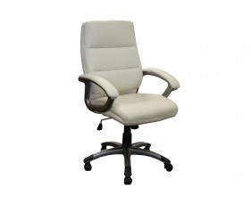 Telford Cream Executive Chair