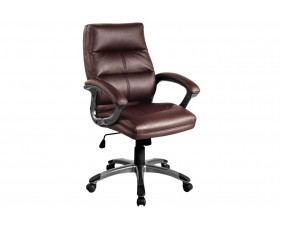 Telford Burgundy Executive Chair