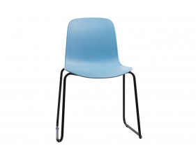 Connors Sled Base Chair