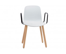 Connors Wooden Armchair