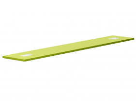 Next-Day Campos Meeting Table Cable Management Inlay (Green)