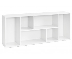 Polar Small Display Unit With 6 Compartments
