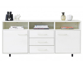 Polar Triple Sideboard