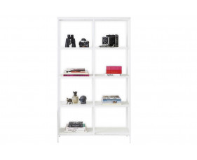 Polar Metal Display Shelving Unit
