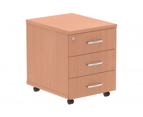 Pamola 3 Drawer Mobile Pedestal