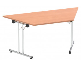 Vitali Trapezoidal Folding Table