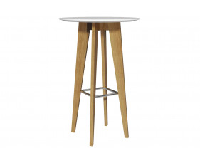Jovian Circular Poseur Table