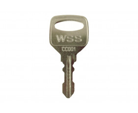 Replacement Cam Lock Key For Economy & Deluxe Lockers