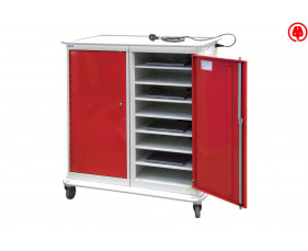 QMP Laptop & Tablet Charging Trolley