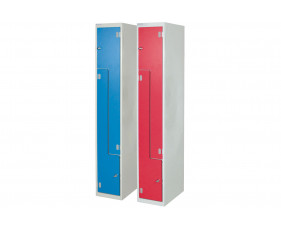 QMP Laminate Z-Door Lockers