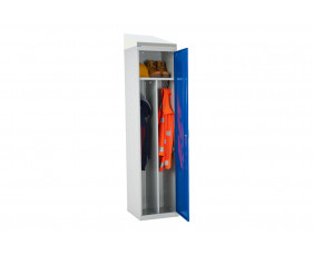 QMP Clean & Dirty Lockers With Sloping Top