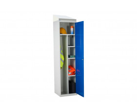 QMP Uniform Lockers With Sloping Top