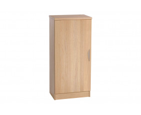 Small Office Mid Height Storage Cupboard