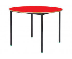 Circular Fully Welded Classroom Tables 4-6 Years