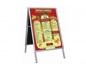 Busygrip Freestanding Poster Frame (Indoor Use)