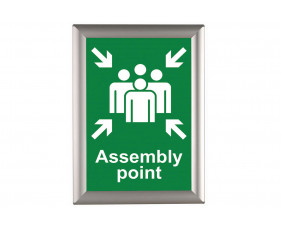 Busygrip Poster Frame With Aluminium Frame