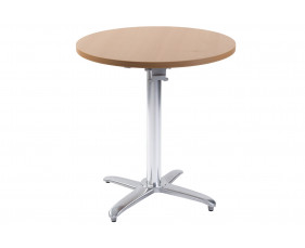 Sucre Round Flip Top Dining Table