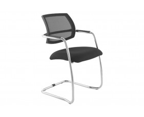 Pack Of 2 Thon Mesh Back Visitor Chairs