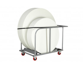 Transport Trolley For Rosenberg Round Tables