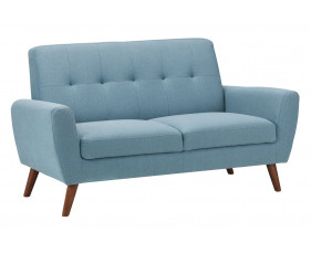 Connelly 2 Seater Sofa (Blue)