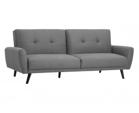 Connelly Fabric Sofa Bed (Grey)