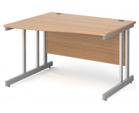 Tully II Left Hand Wave Desk