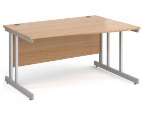 Next-Day Tully II Right Hand Wave Desk