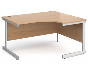 Next-Day Tully I Right Hand Ergonomic Desk