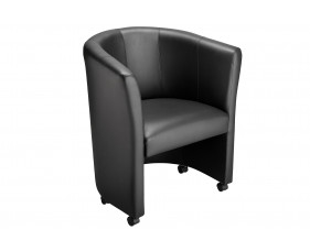 Lincoln 1 Seater Mobile Tub Chair