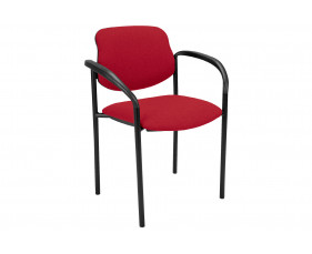 Pack Of 4 Clinton Conference Armchairs