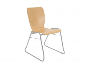 Pack of 4 Cooper Sled Base Chairs