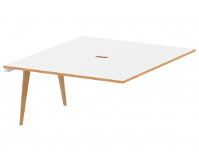Vanara Back To Back Add On Bench Desk