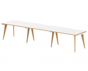 Vanara Triple Bench Desk
