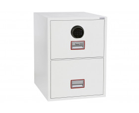 Phoenix World Class Vertical FS2262F Fire File 2 Drawers With Fingerprint