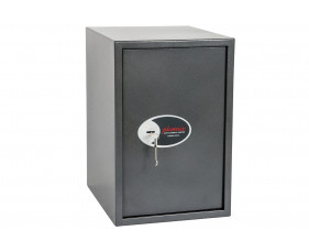 Phoenix Vela Ss0805K Home Office Safe With Key Lock (88Ltrs)