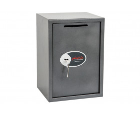 Phoenix Vela Ss0804Kd Deposit Safe With Key Lock (51Ltrs)