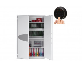 Phoenix Fire Ranger FS1514F Fire Safe With Fingerprint Lock (851ltrs)
