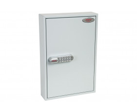 Phoenix KC0602E 64 Hook Key Commercial Key Cabinet With Electronic Lock