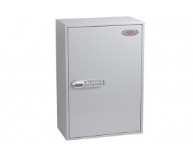 Phoenix KC0605E 300 Hook Key Commercial Key Cabinet With Electronic Lock