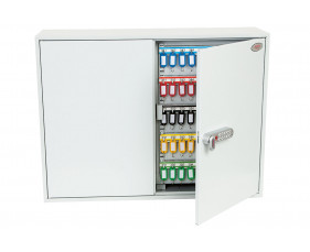 Phoenix KC0607N 600 Hook Key Commercial Key Cabinet With Netcode Electronic Lock