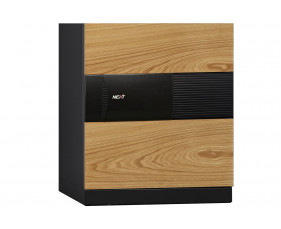 Phoenix Next LS7001FO Luxury Safe Oak (47ltrs)