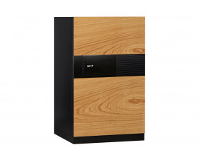 Phoenix Next LS7003FO Luxury Safe Oak (82ltrs)