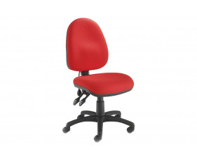 Westford High Back 2 Lever Inflatable Lumbar Operator Chair